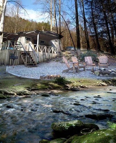 фото Hidden Creek Cabins - Bryson City 677625733