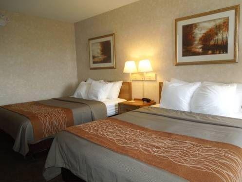 фото Comfort Inn Canton - Hall of Fame Hotel 677633572