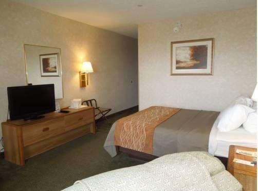фото Comfort Inn Canton - Hall of Fame Hotel 677633580