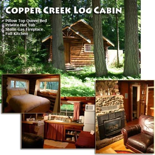 фото Copper Creek Inn, Cabins and Lodge Resort @ Mt. Rainier 677701131