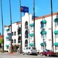 фото Comfort Inn Near Santa Monica Pier 685908807