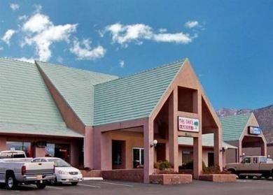 фото Rodeway Inn East Albuquerque 686332331