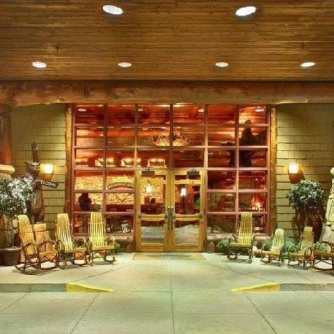 фото Bearskin Lodge on the River 686718619