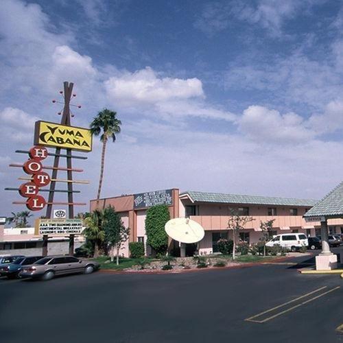 фото Yuma Cabana Motel 686773093