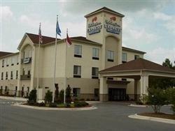 фото Holiday Inn Express Albemarle 687008571