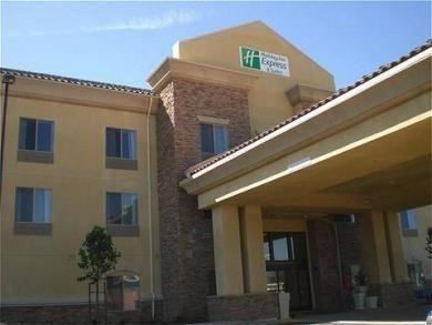 фото Holiday Inn Express Merced 687230642