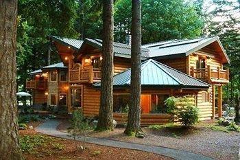 фото Sandy Salmon Bed & Breakfast Lodge 693523665