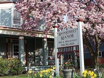 фото Main Street Manor Bed and Breakfast 693545468