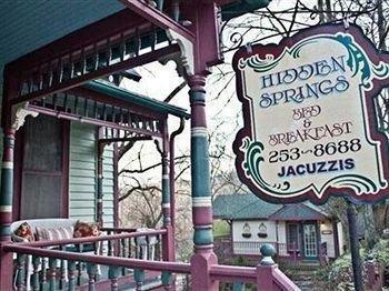 фото Hidden Springs Bed & Breakfast 693602872