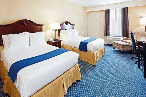 фото Holiday Inn Express Hickory-Hickory Mart 699752384