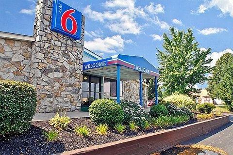 фото Motel 6 Harrisonburg 724610435