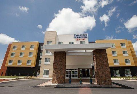 фото Fairfield Inn & Suites Athens 750383143
