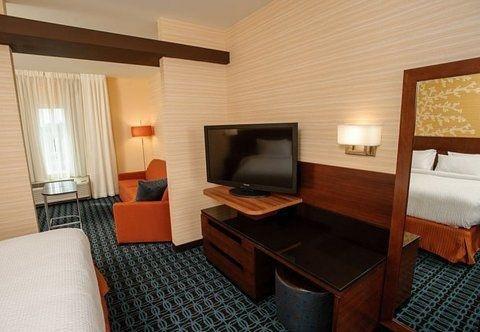 фото Fairfield Inn & Suites Athens 750383153