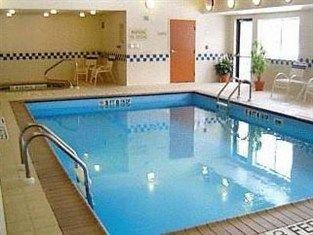 фото Fairfield Inn By Marriott Anderson Hotel 750937359