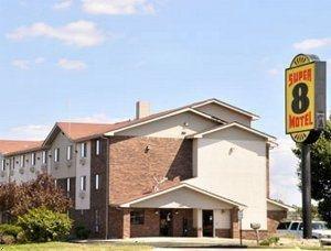 фото Super 8 Motel - Romulus Detroit Area 762433199