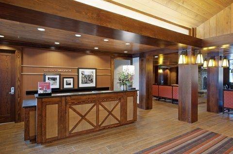 фото Hampton Inn & Suites Lakes Placid 765901221