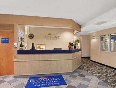фото Baymont Inn & Suites Wahpeton 768090613