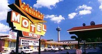 фото Cadillac Motel 783390961
