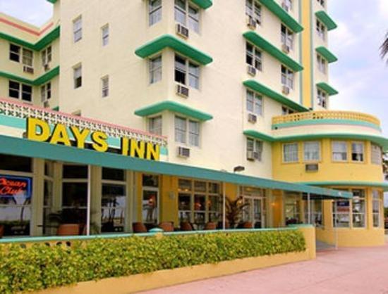 фото Days Inn Beach Oceanfront Miami Hotel 786315166