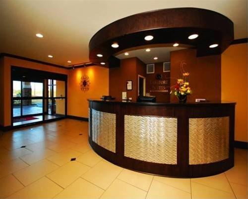 фото Comfort Suites Simpsonville 827862461