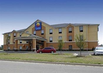 фото Comfort Inn & Suites Muncie 83280087