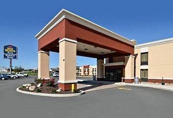 фото Best Western Plus Parkway Hotel 83286090