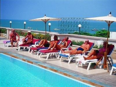 фото Flipper Lodge Hotel 886762384