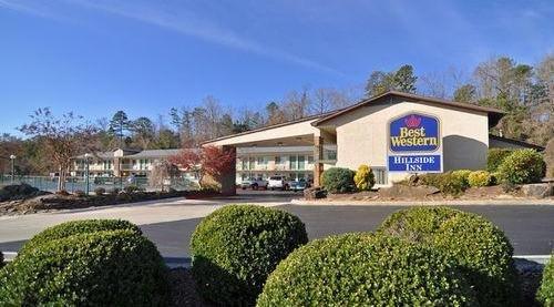 фото Best Western Hillside Inn 887814893